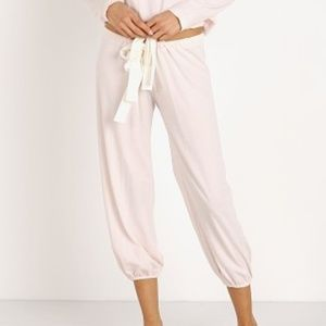 "Eberjey ""Heather"" cropped Pant   NWOT"